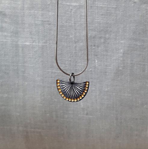 small fan pendant