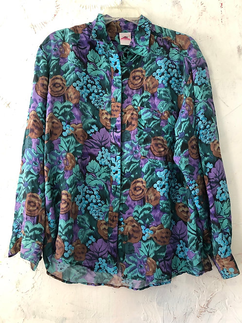 Light as a Feather Vintage Blouse
