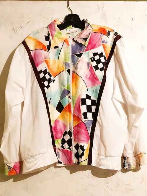 Colorful Racer Jacker