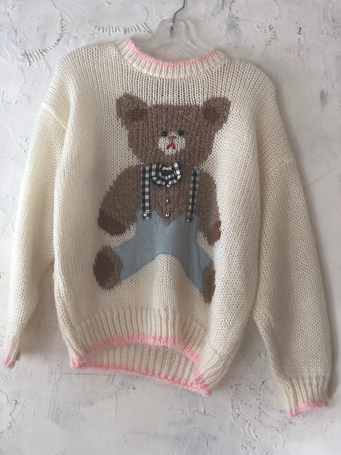 Teddy Bear Knit