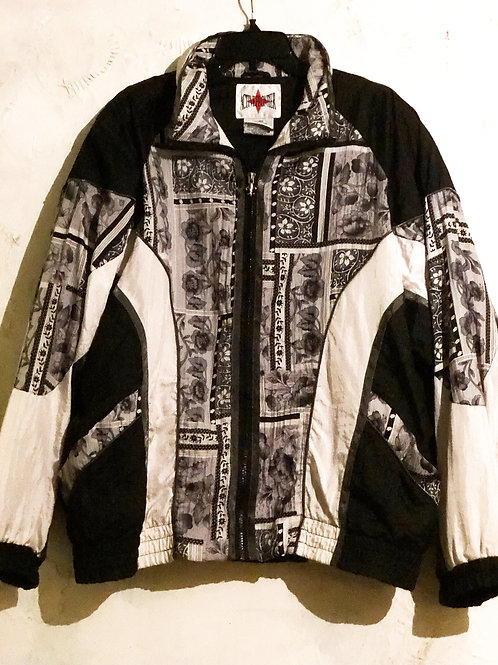 Double Lined Track Jacket