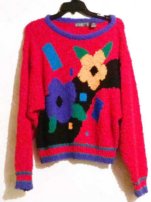 Granny's Little Sweet Heart Sweater