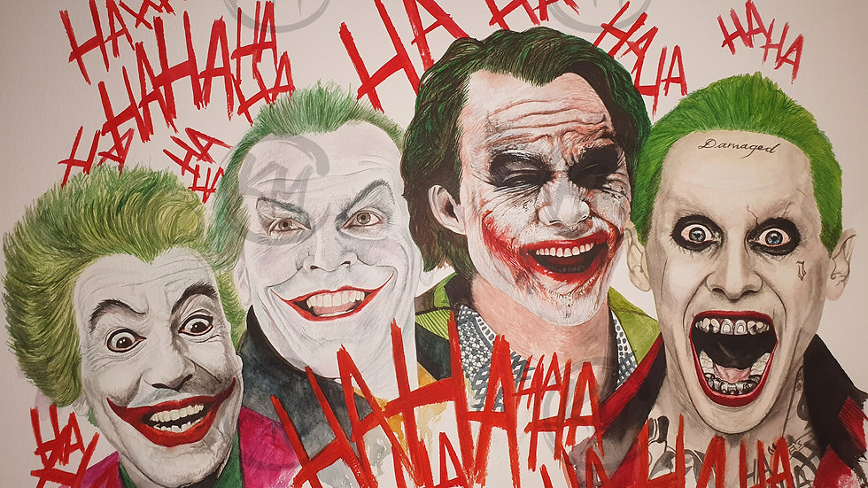 The Jokers Print