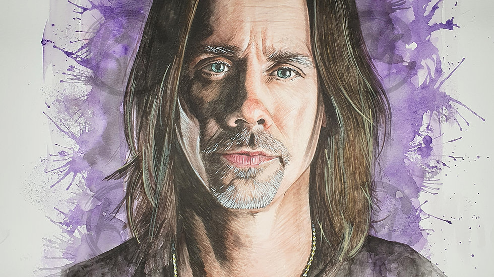 Myles Kennedy (Alter Bridge) Print