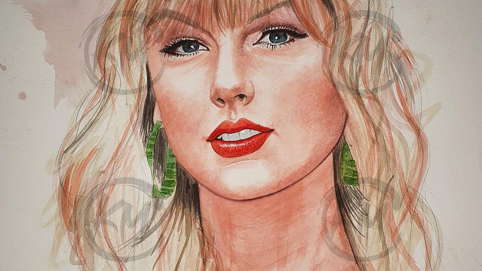 Taylor Swift Print