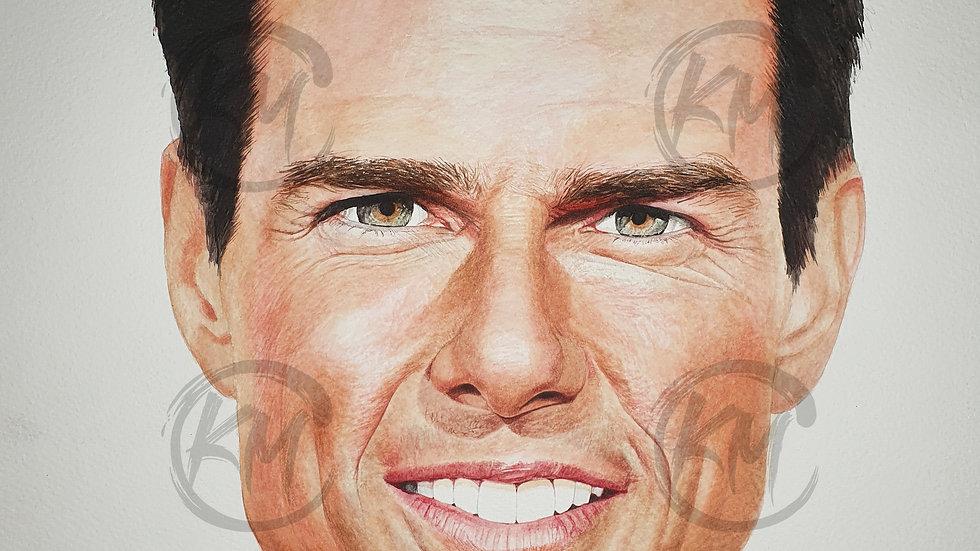 Tom Cruise Print