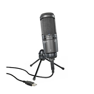 Audio-Technica-AT2020USB-Studio-Condenso
