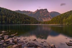 Piburger See - Ötztaler Alpen