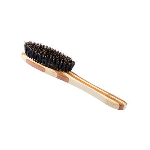 Bass Firm Boar Bristle Pet Brush (A-14)