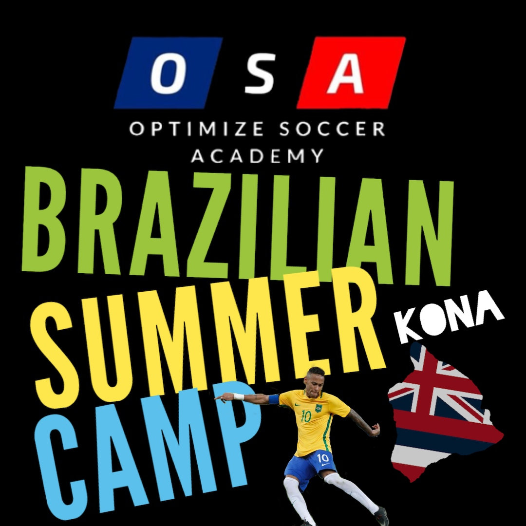 OSA Brazilian Summer Camp - Kona (July)