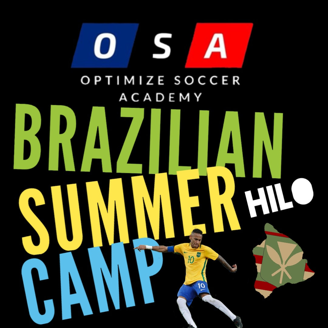 OSA Brazilian Summer Camp - Hilo (July)