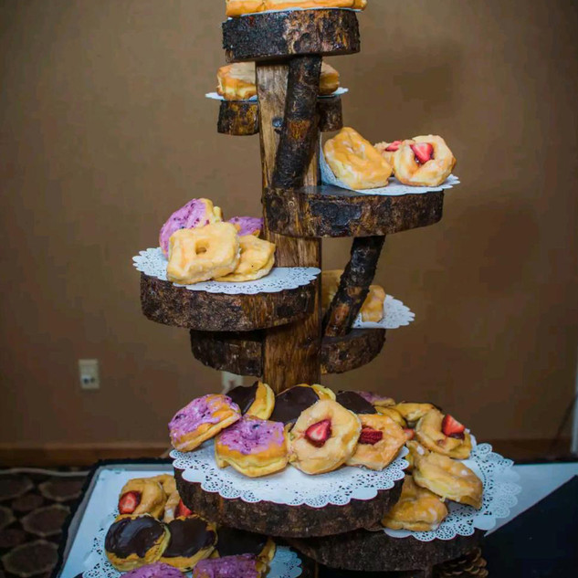 Donut (or cupcake) stand