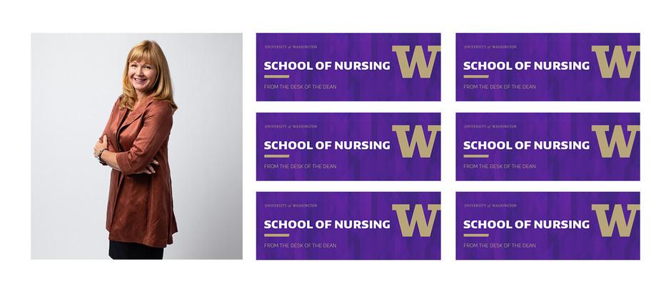 Teri Joins the School of Nursing Advisory Board at the University of Washington!