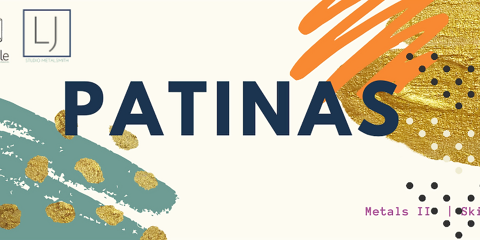 Make Your Own: PATINAS