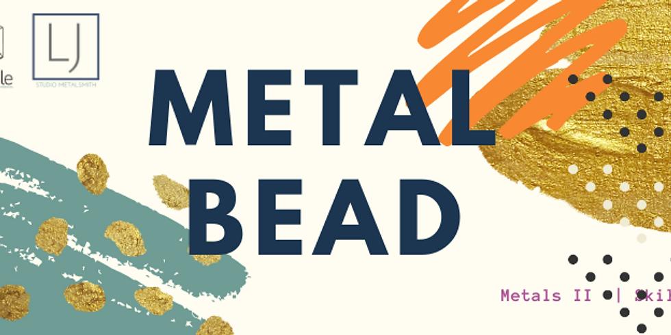 Make Your Own: METAL BEAD