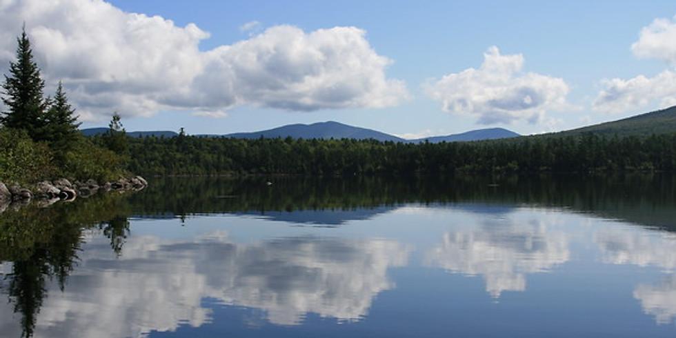 Kayak Lake Richardson