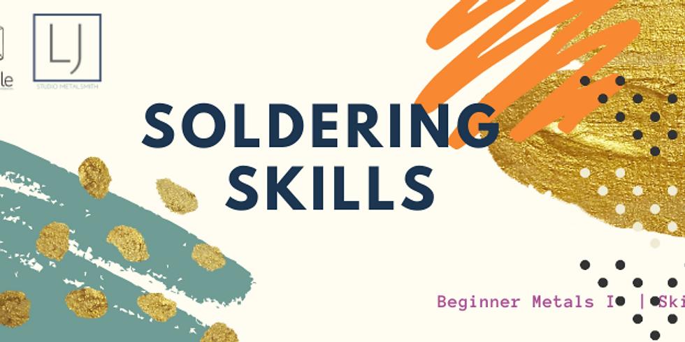 Make Your Own: SOLDERING SKILLS