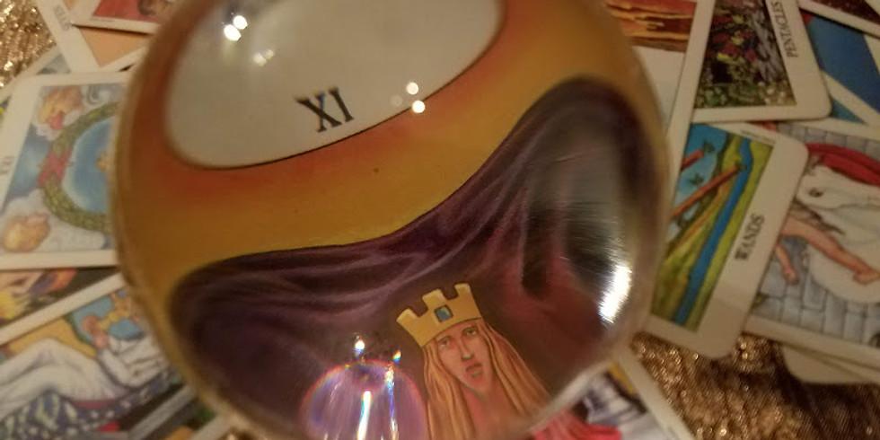 Tarot XI: Minor Arcana II with Xtina