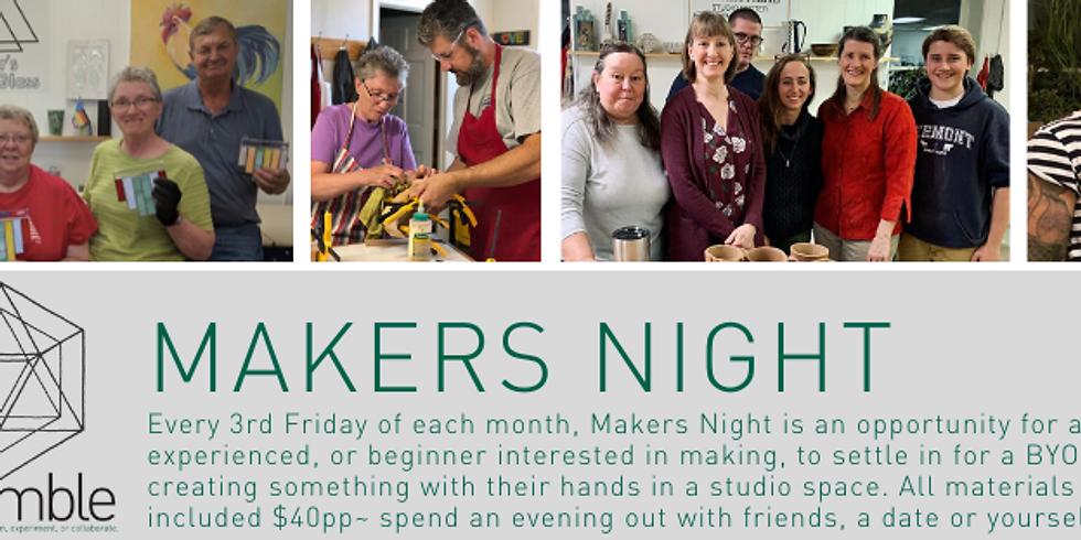 Assemble Makers Night