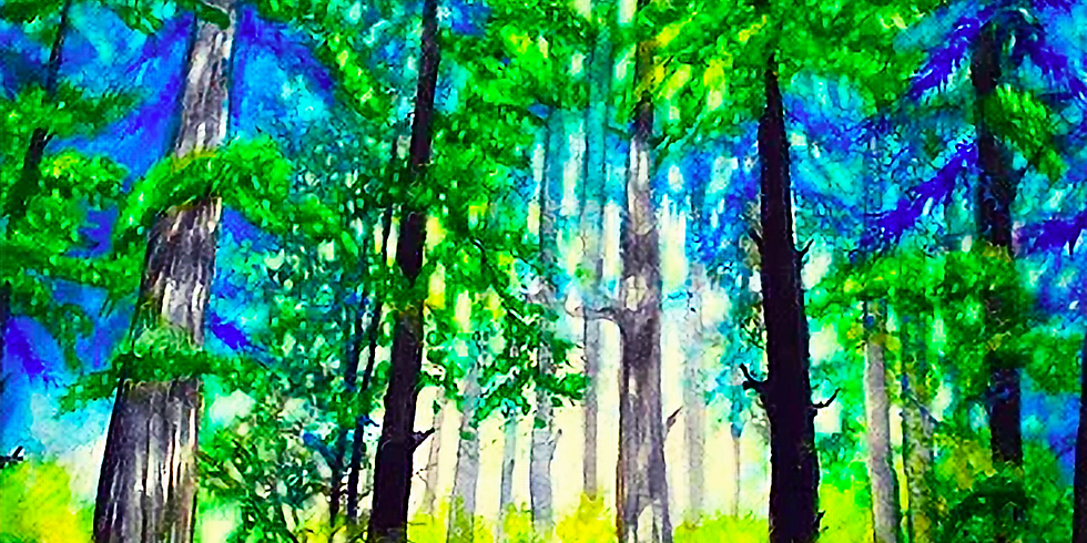 Learn to Watercolor Paint with your Right Brain