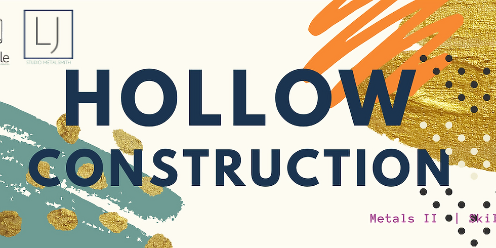Make Your Own: HOLLOW CONSTRUCTION