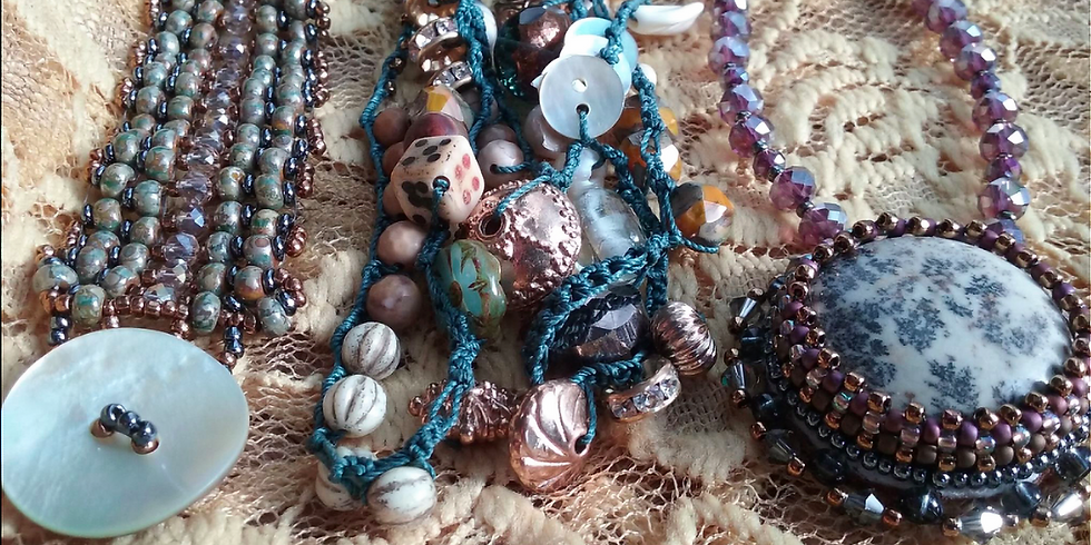 Beaded Jewelry w/ Laurie