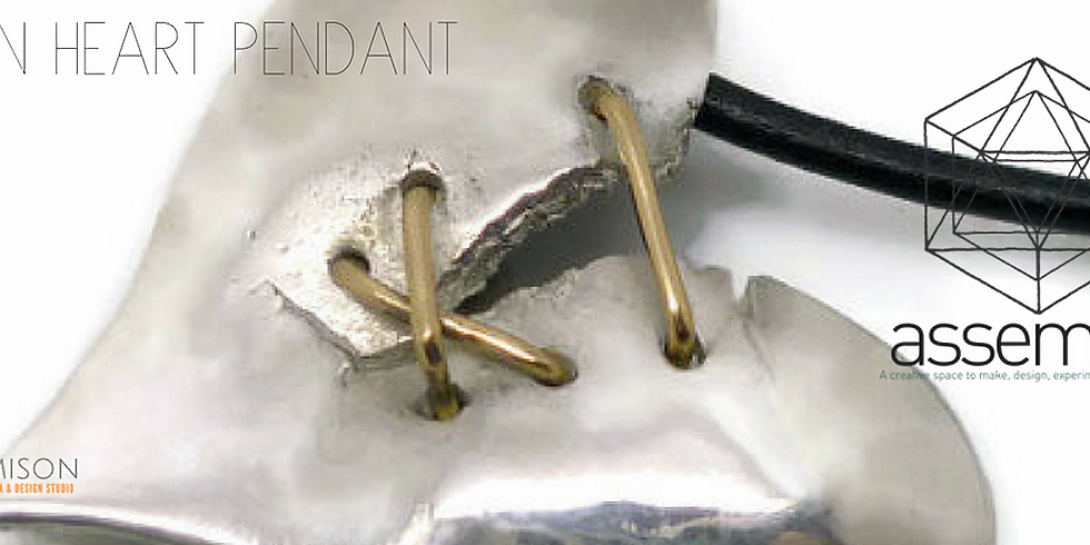 Make Your Own: Pendant