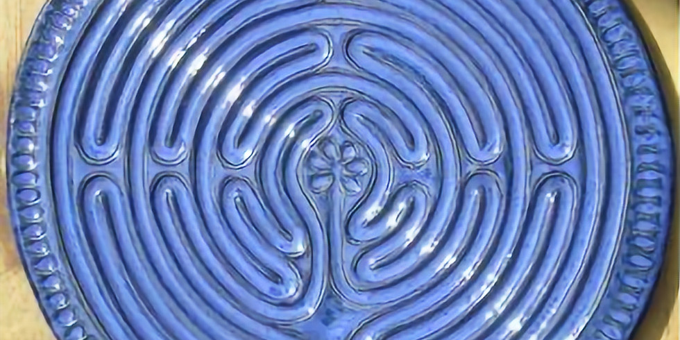 Clay Finger Labyrinth