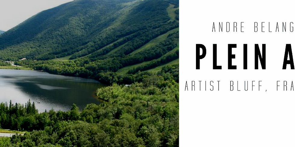 Plein Air with Andre Belanger