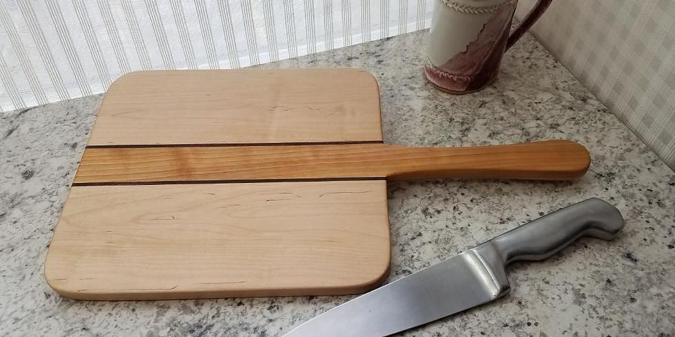 Make Your Own Custom Cutting Board