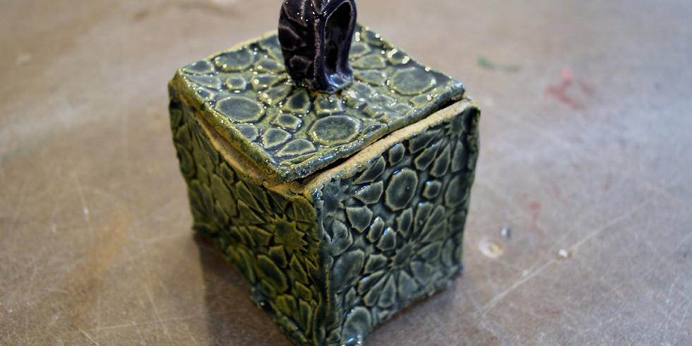 Kids Clay: Treasure Box