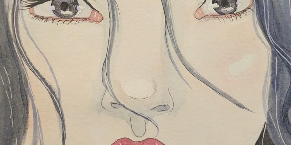 Watercolor painting w/Jocelyn Paradis