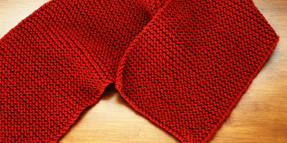 Learn to Knit a Scarf! Beginner Knitting with Robin Henne