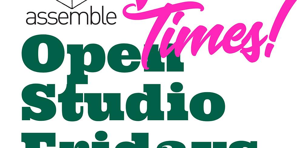 Summer Open Studio @ Assemble