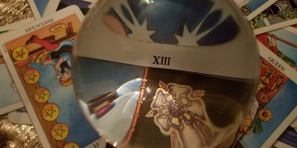 Tarot XIII: Readings II (Celtic Cross & Permutations) with Xtina