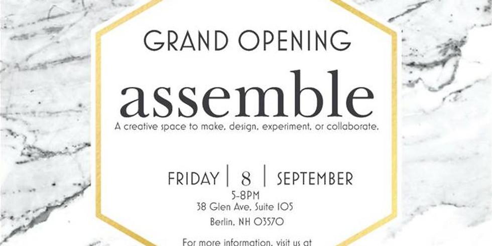 Assemble Grand opening