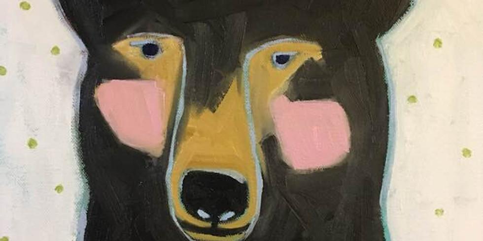 Wee Three Hygge Bears Paint & Sip w Deidre