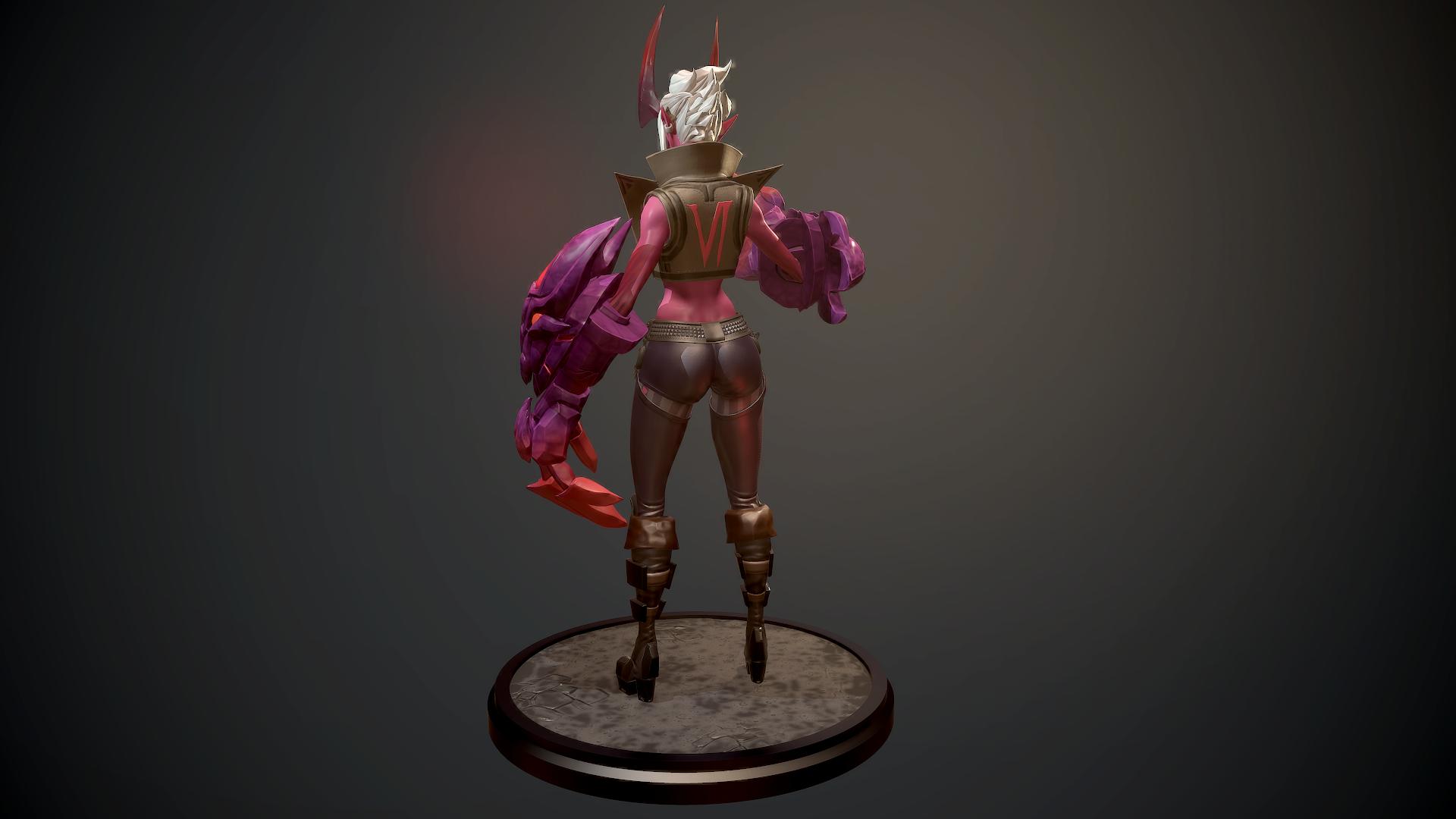 Demon VI (back)