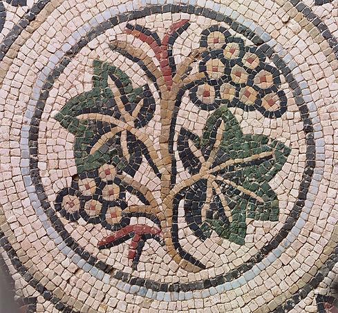 Mosaique de Séviac