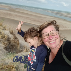 Wat deed ik in hartje Antwerpen, terwijl ik op weg was naar het strand?