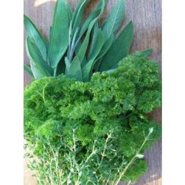 Herb Parsley Rosemary & Thyme