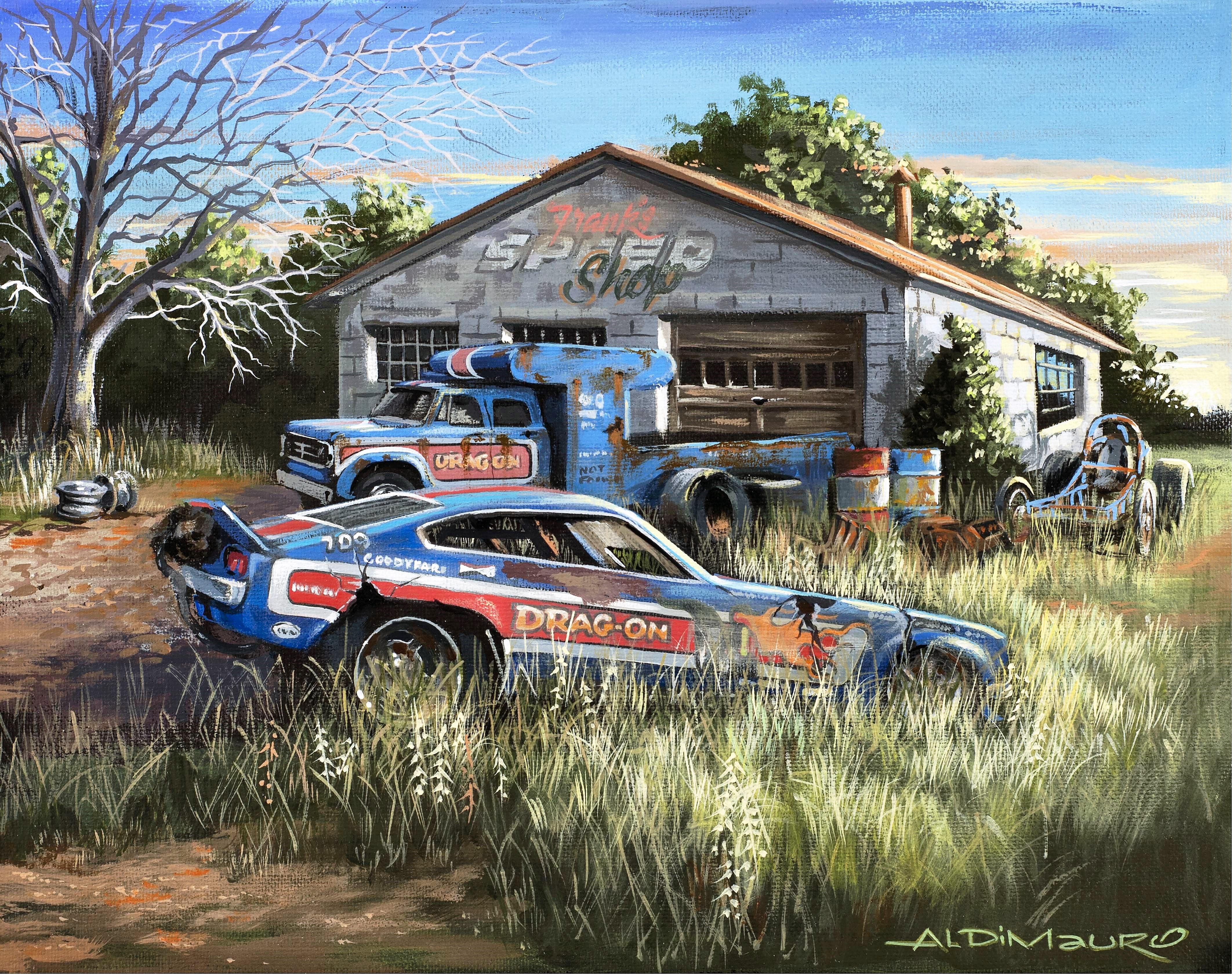 Old Speed Shop
