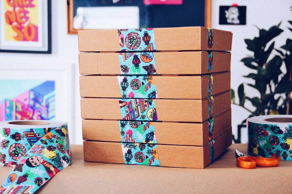 PIZGO | Verpackung