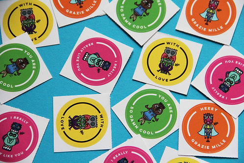 Sticker | Sweet Doodles