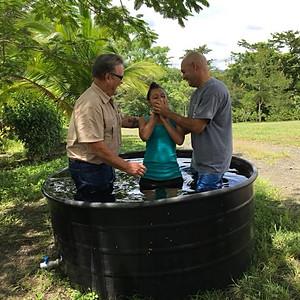 Baptism ~ September 23, 2018