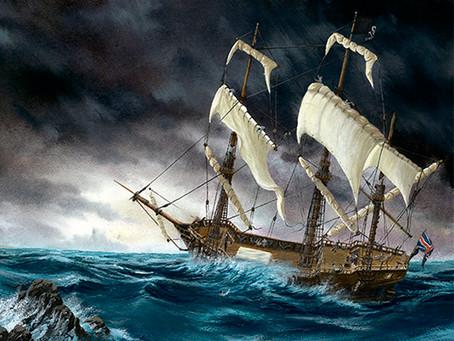 Робин Гуд морей и «Уида»