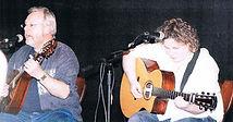 Bob & Anna Massie play Northern Roots Fe