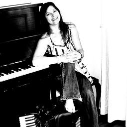 Liza at home in Essich.