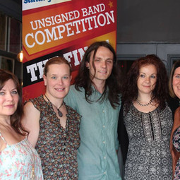 Winners! Sunday Herald Best Unsigned Band Competition 2013