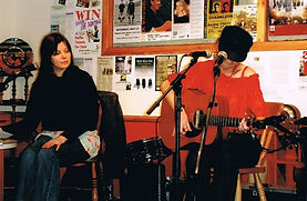 Liza and Maryann Frew play Northern Root